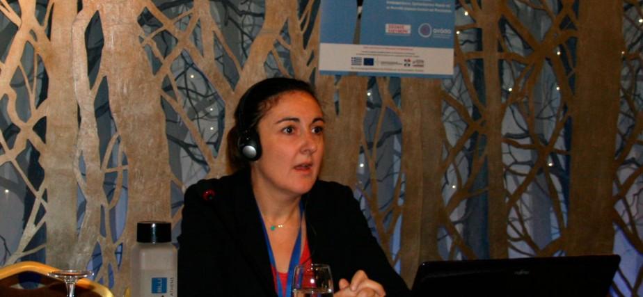 Η Δρ.Isabelle Nicolas ψυχίατρος και ψυχοθεραπεύτρια